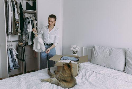 5 dicas de como organizar guarda-roupa