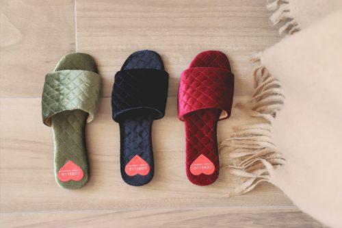Corello em casa: produtos confortáveis para você