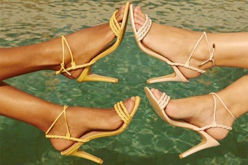 Conheça a Corello Twist e apaixone-se pelos calçados com tiras