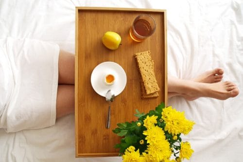 5 ideias de receita para o café da manhã de Dia das Mães