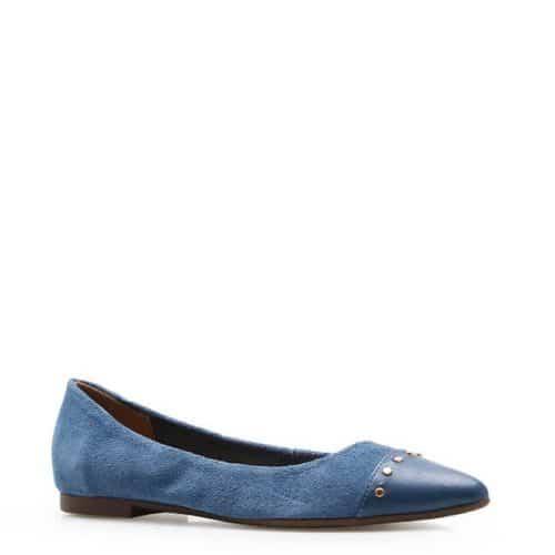 Sapatilha Tachas – Camurça Azul