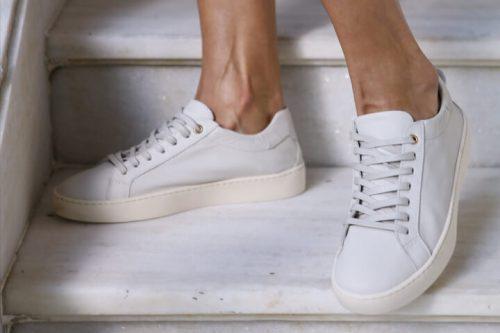 3 dicas de como limpar tênis branco